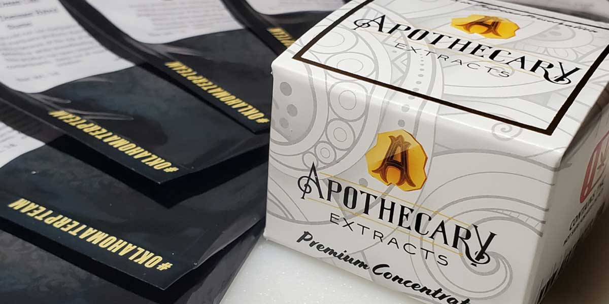 Now Stocking Apothecary Extracts' Concentrates
